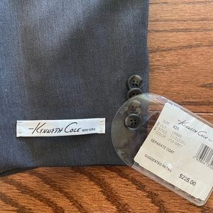 Kenneth Cole Suits & Blazers - NEW Kenneth Cole Slim-Fit Sport Coat